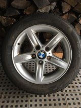 Bridgestone Blizzak WS80 Winter Radial Tire including BMW wheels in Bolingbrook, Illinois