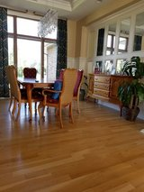 Dining room. Table/6 chairs in Plainfield, Illinois