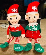Personalized Boy & Girl Elf's! LIMITED QUANTITY ON HAND in Leesville, Louisiana