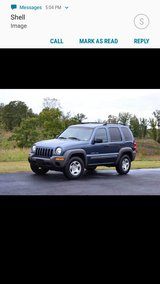 2002 Jeep Liberty 4 x 4 in Fort Leonard Wood, Missouri