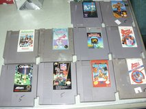 10 nes games- in Elizabethtown, Kentucky