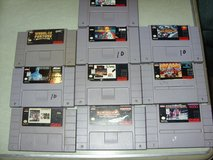 super nes games in Elizabethtown, Kentucky