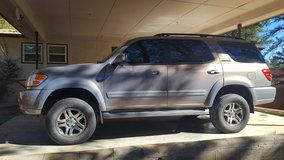 Toyota Sequoia Limited 4x4 in Ruidoso, New Mexico