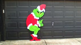 Grinch in Spring, Texas