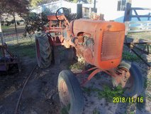 Allis Chalmers 1940's Vintage Tractor in Alamogordo, New Mexico