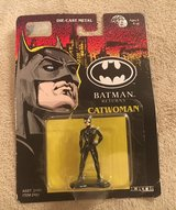 Vintage Diecast Catwoman in Bolingbrook, Illinois