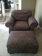 Chair with Ottoman in Glendale Heights, Illinois
