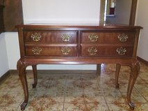 Foyer / Accent Table with Storage in Bartlett, Illinois