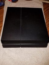 PS4 500GB Black 1 oem controller (2) CALL OF DUTY games good condition! in Yucca Valley, California