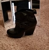 Leather Booties in Fort Knox, Kentucky