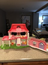 Little People Pink Sound House in Sugar Grove, Illinois