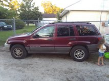 01 Jeep grand Cherokee in Cherry Point, North Carolina