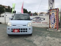 FRESH 2007 Nissan Pino - Baby Blue - Low KMs - Another Clean One Owner - Compare & $ave in Okinawa, Japan