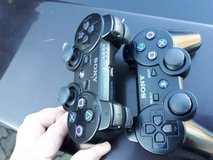 2 PS3 Dual Shock controllers in Grafenwoehr, GE