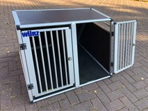 Dog Transport box in Ramstein, Germany