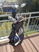 Men's Titanium Golf Set with extra driver and putter in Stuttgart, GE