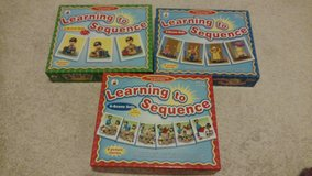 Learning to Sequence Card Sets in Naperville, Illinois