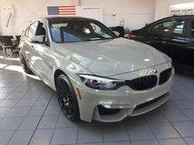 2018 BMW M3 Sedan *VELOCITY Edition* Only 20 Made* 444hp* FULLY Loaded** in Wiesbaden, GE