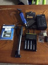 vape battery charger plus other things in Okinawa, Japan