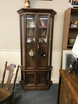 Small Curio Cabinet in Aurora, Illinois