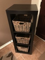 Bookcase - 3 Shelf Espresso in Pasadena, Texas