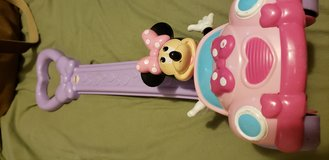 Fisher Price Minnie Mouse push toy, with sound in Fort Carson, Colorado