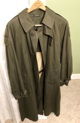 Trench Coat in Chicago, Illinois
