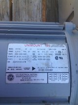 10 hp 3 phase electric motor. New!! in 29 Palms, California