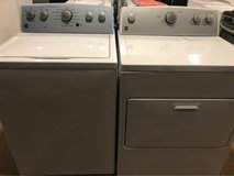 Kenmore washer and dryer electric in Cleveland, Texas