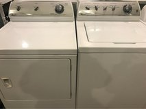 Maytag washer and dryer in Cleveland, Texas