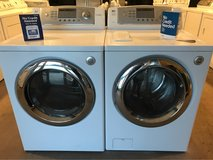 LG washer and dryer electric in Kingwood, Texas