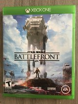 Star Wars Battlefront XBOX ONE in Lockport, Illinois