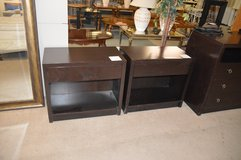 Pair of  Wide Nightstands in Fort Lewis, Washington