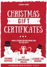 Give the Gift of a Lifetime! in Fort Campbell, Kentucky