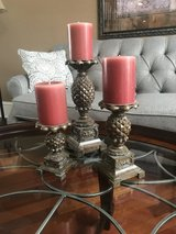 Beautiful candlesticks in Shorewood, Illinois