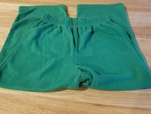 "$1.00 Baby Boys Size 4T Green Pajama Pants  Elastic Waist 18"" without stretch - Inseam 16""  Very... in Leesville, Louisiana"