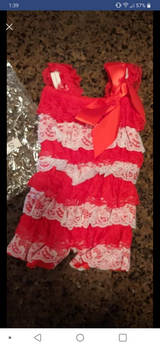 Brand new Christmas romper in Spring, Texas