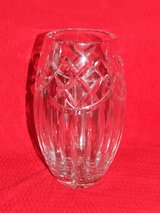 Crystal Vase New in Box by 5th Ave in Batavia, Illinois