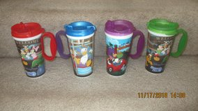 Disney cups in Shorewood, Illinois
