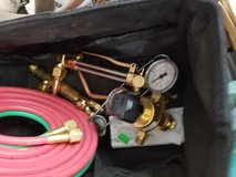 Gas welding torch set in Yucca Valley, California