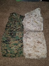 Used Cammies in Camp Lejeune, North Carolina