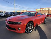 2012 CHEVROLET CAMARO 2SS RS Pkg CONVERTIBLE 2D V8 6.2 LITER in Clarksville, Tennessee