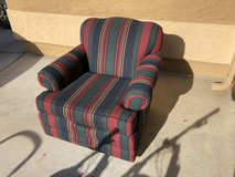 Comfy chair in Camp Pendleton, California