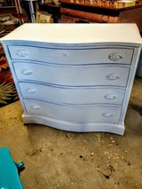 antique bow front mini buffet in Cherry Point, North Carolina