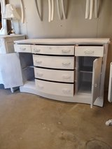 antique bow front buffet #1 in Cherry Point, North Carolina