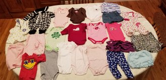3-6 month misc girl clothing.  23 items in Fort Leonard Wood, Missouri