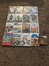 Nintendo Wii bundle in 29 Palms, California