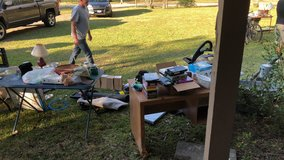 Moving sale, all must go after 40 years in Kingwood, Texas