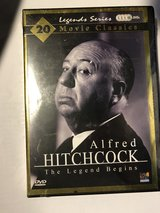 Alfred Hitchcock NEW The Legend Begins DVDs in Fort Knox, Kentucky