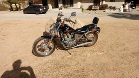 1986 Honda 250 Rebel Limited in Yucca Valley, California
